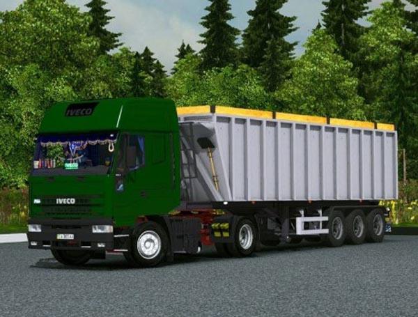 Daf xf tuning mod ets2 euro truck simulator 2 youtube - Farming Simulator 2015 Mods