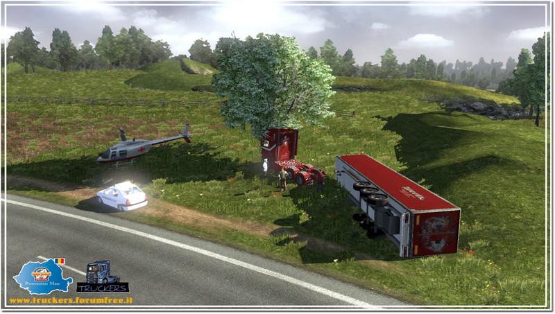 Euro truck simulator world map (megamix v5) – simulator games mods.