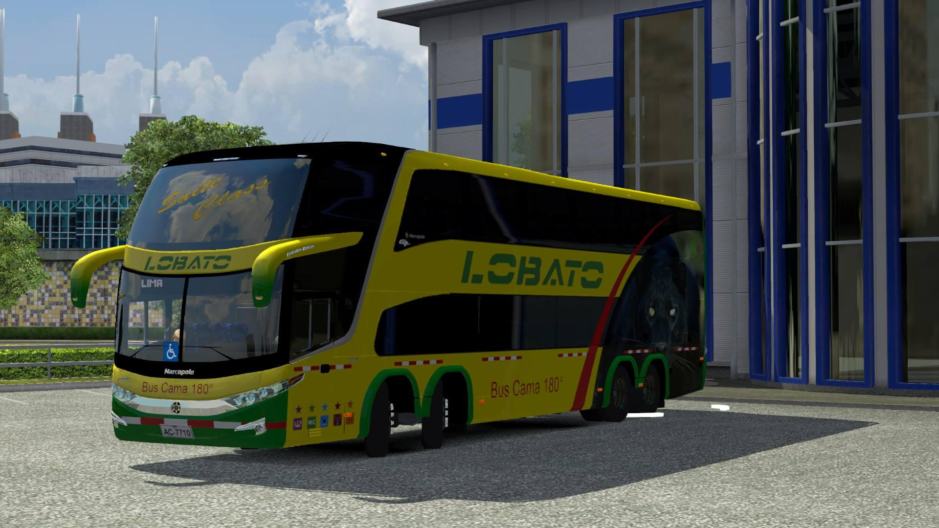 bus g7 1800 dd 8x2 euro truck simulator 2 mods. Black Bedroom Furniture Sets. Home Design Ideas
