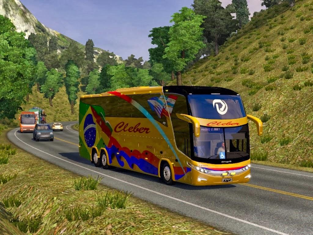 bus g7 ld 1600 6x2 euro truck simulator 2 mods. Black Bedroom Furniture Sets. Home Design Ideas