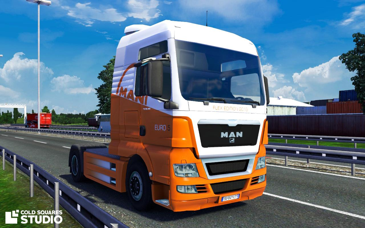 man tgx 2014 euro 5 2014 flex edition euro truck simulator 2 mods. Black Bedroom Furniture Sets. Home Design Ideas