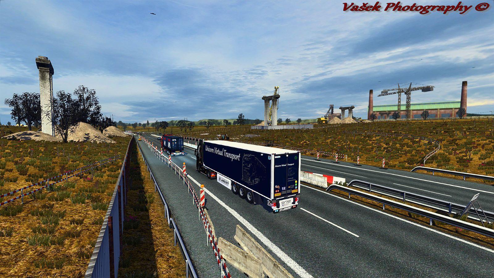 All Pro Trailers >> MHA PRO EU MAP V1.6 -Euro Truck Simulator 2 Mods