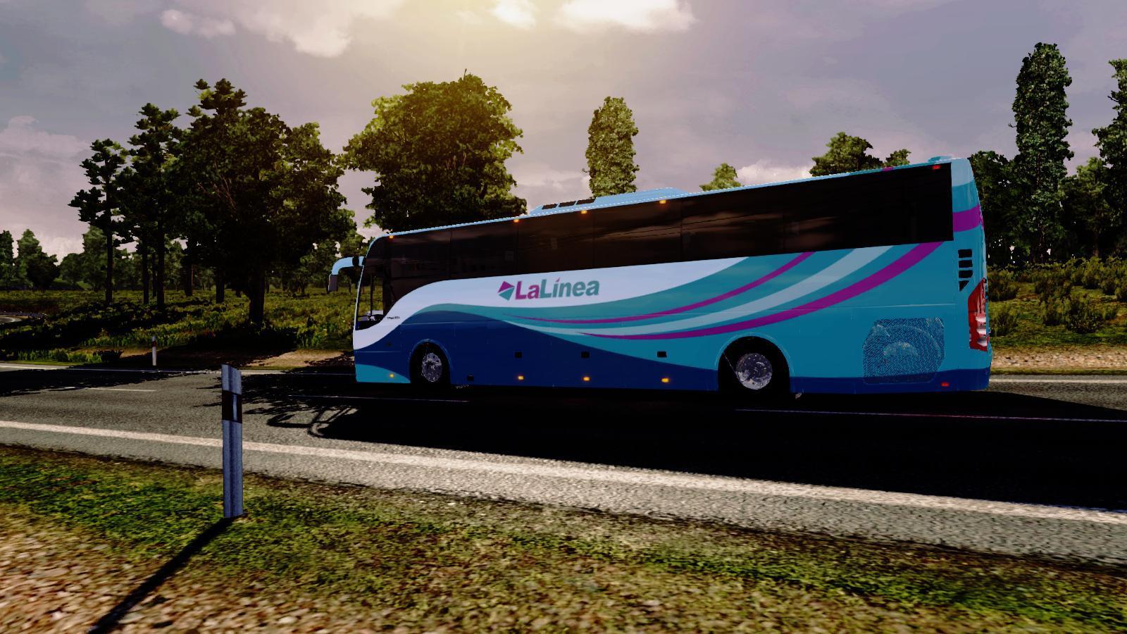 Volvo 9700 Bus Euro Truck Simulator 2 Mods