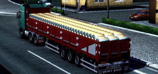 TRAILER WITH CONSTRUCTION 1 14 XX MOD