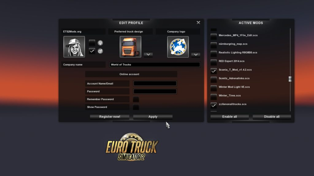 How to install ETS 2 mods 2