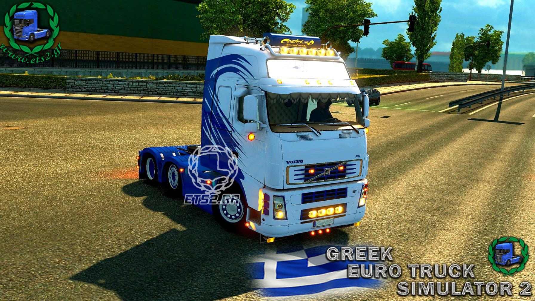VOLVO FH16 2007 FROM GR V1.0 ETS2 -Euro Truck Simulator 2 Mods