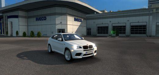 Bmw 760li V12 128x Car Mod Euro Truck Simulator 2 Mods