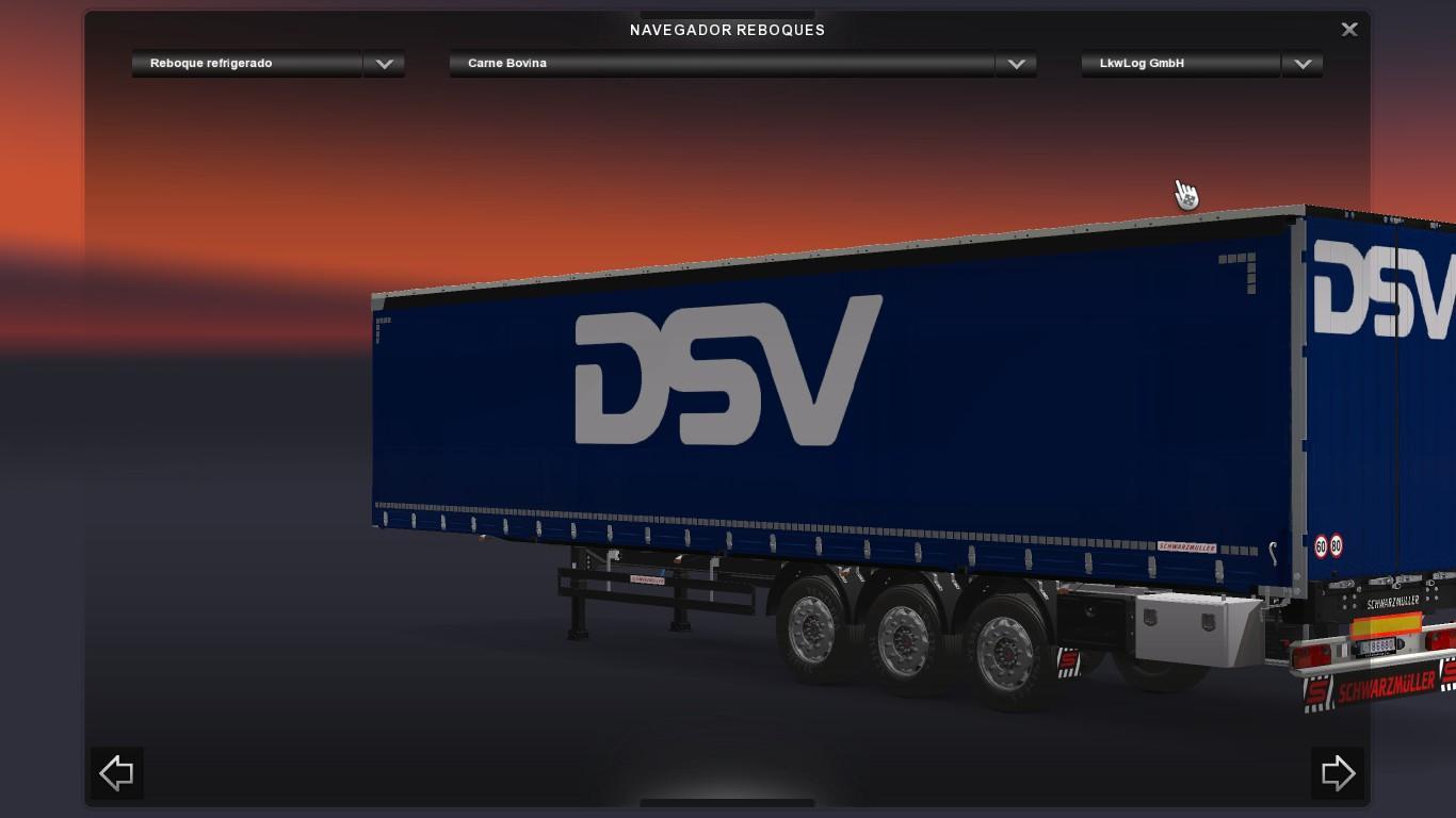 Parts Of Cars >> INTERNACIONAL TRAILERS SKIN PACK 2 ETS2 -Euro Truck Simulator 2 Mods