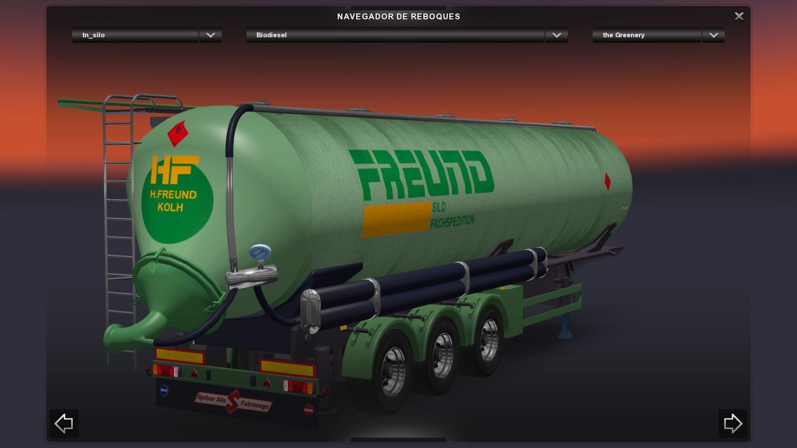 trailer silo standalone for ets2 1 19 2 1  u2013 v2 0 ets2