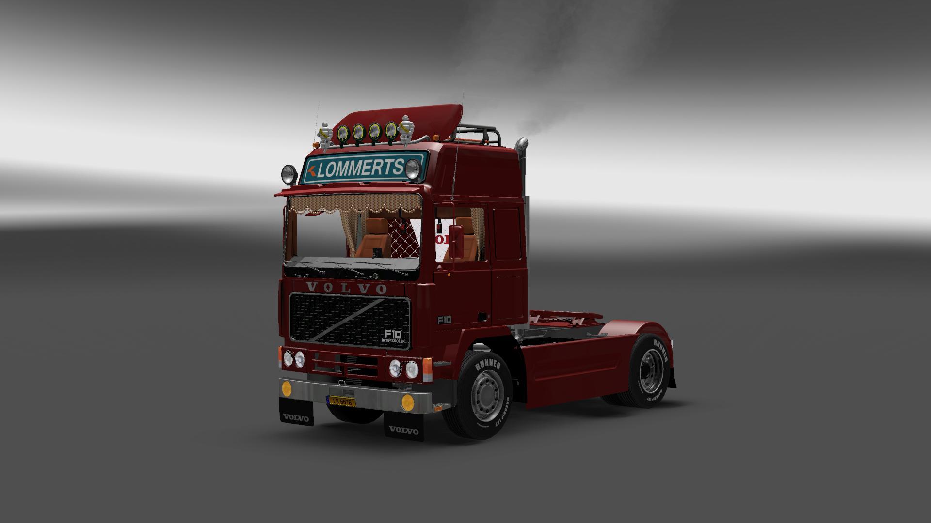 Volvo Truck Parts >> VOLVO F10 8X4 PBA V FINAL ETS2 -Euro Truck Simulator 2 Mods