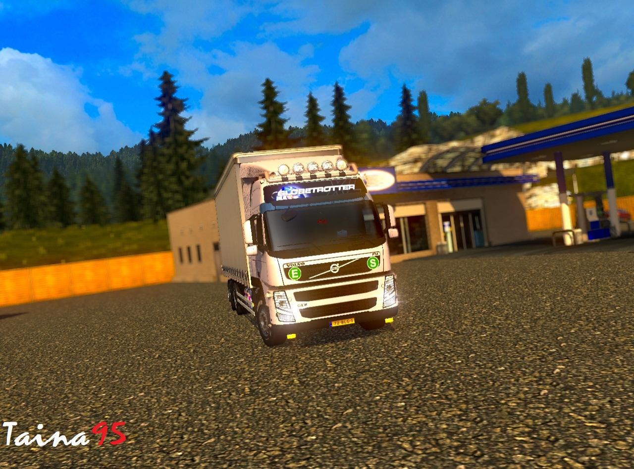 VOLVO FM13 BDF ETS2 -Euro Truck Simulator 2 Mods