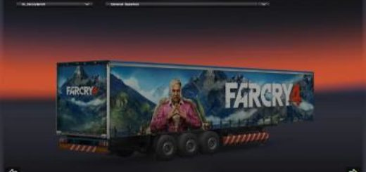 big russian trailers pack for ets2  euro truck simulator 2 mods