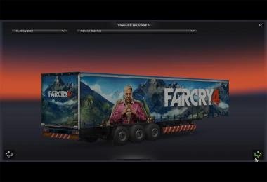 Far Cry 4 Trailer For Ets2 Euro Truck Simulator 2 Mods