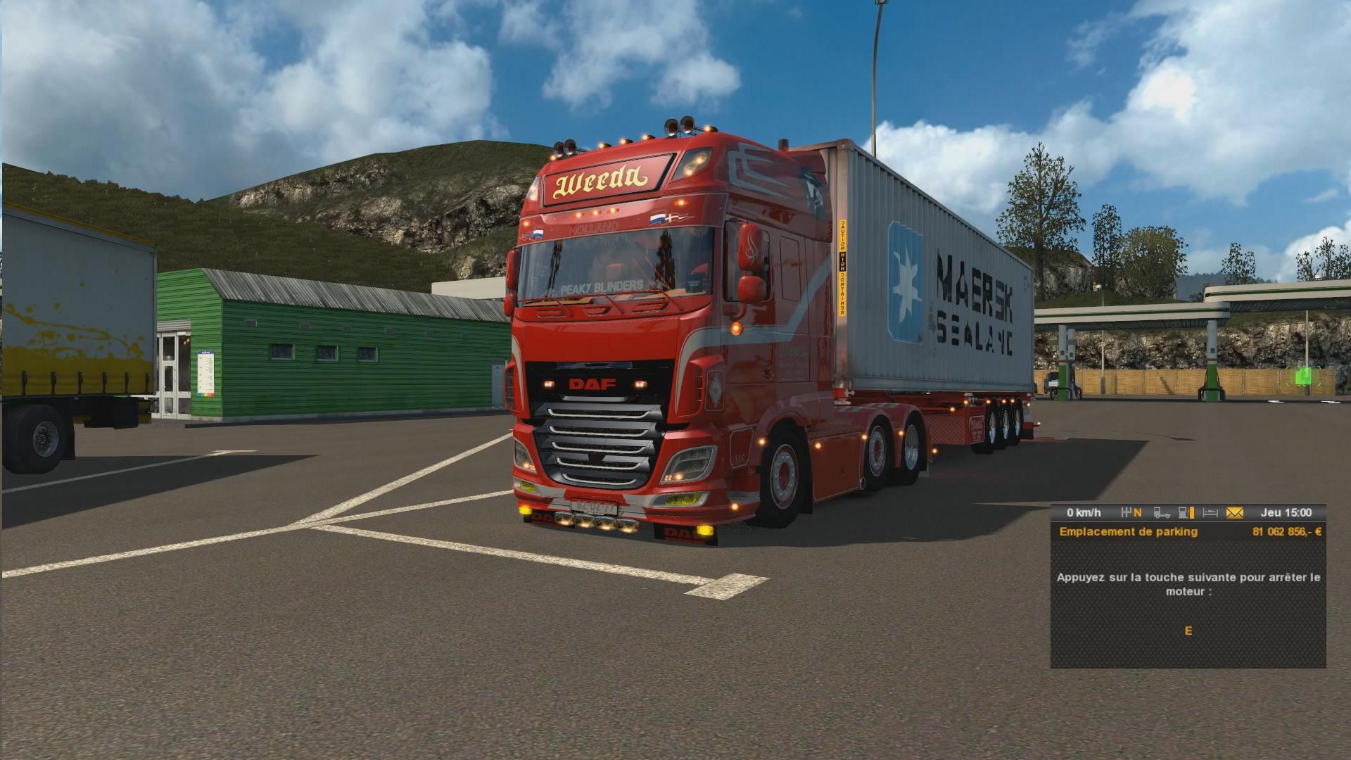 Daf Amp Volvo Open Pipe Sound Mod Euro Truck Simulator 2 Mods