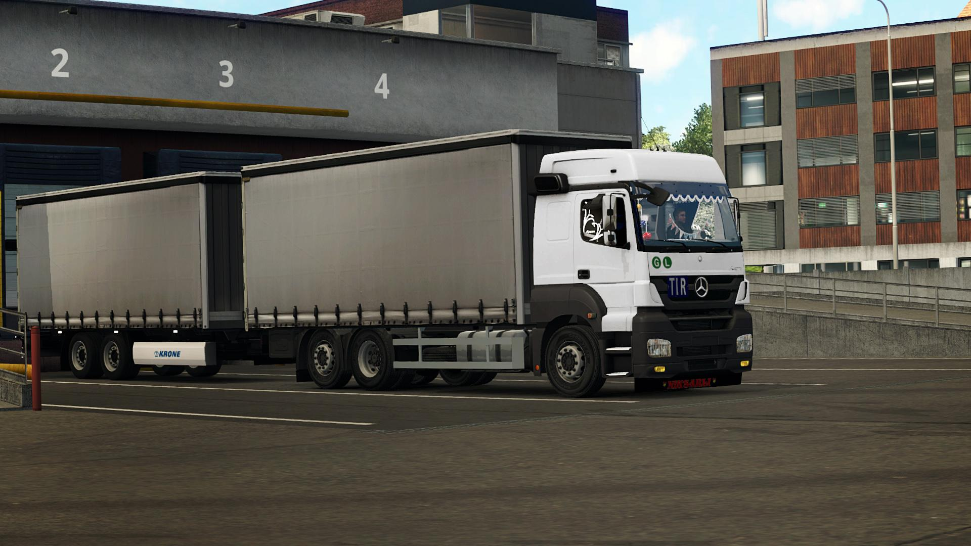 Ets2 Mercedes Axor Truck Addons Update Euro Simulator 2 Mods Here39s A Few Diagrams That Might Help This Is For Typical Bosch