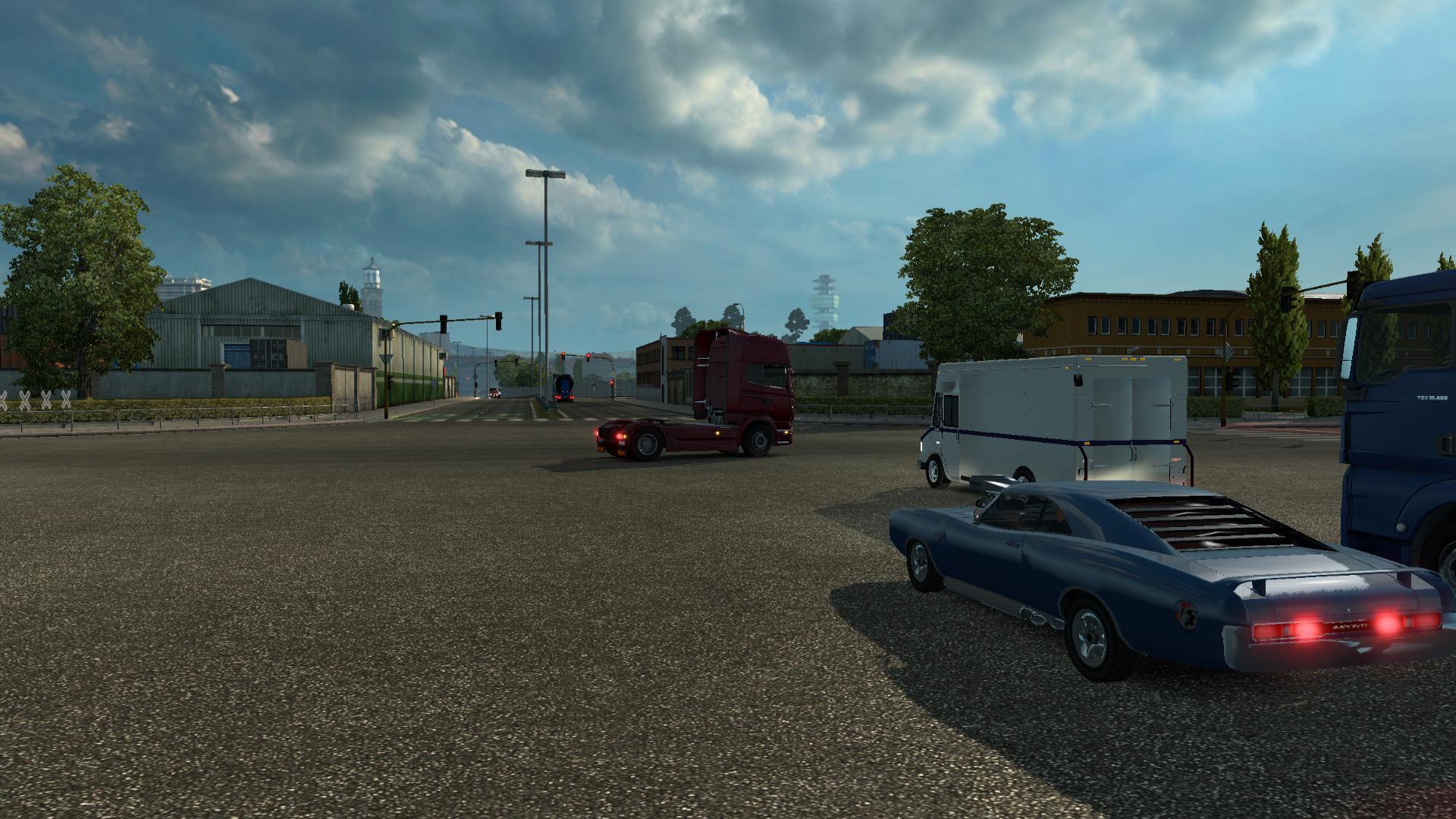 GTA IV TRAFFIC PACK V1 1 Mod -Euro Truck Simulator 2 Mods