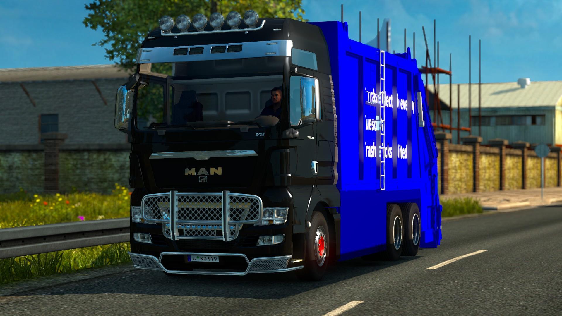 Scania Mega Tuning Mod ETS2 (Euro Truck Simulator 2) - YouTube