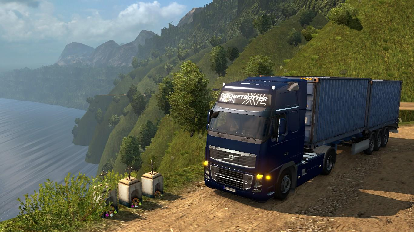 rutas mortales v1 3 map euro truck simulator 2 mods. Black Bedroom Furniture Sets. Home Design Ideas
