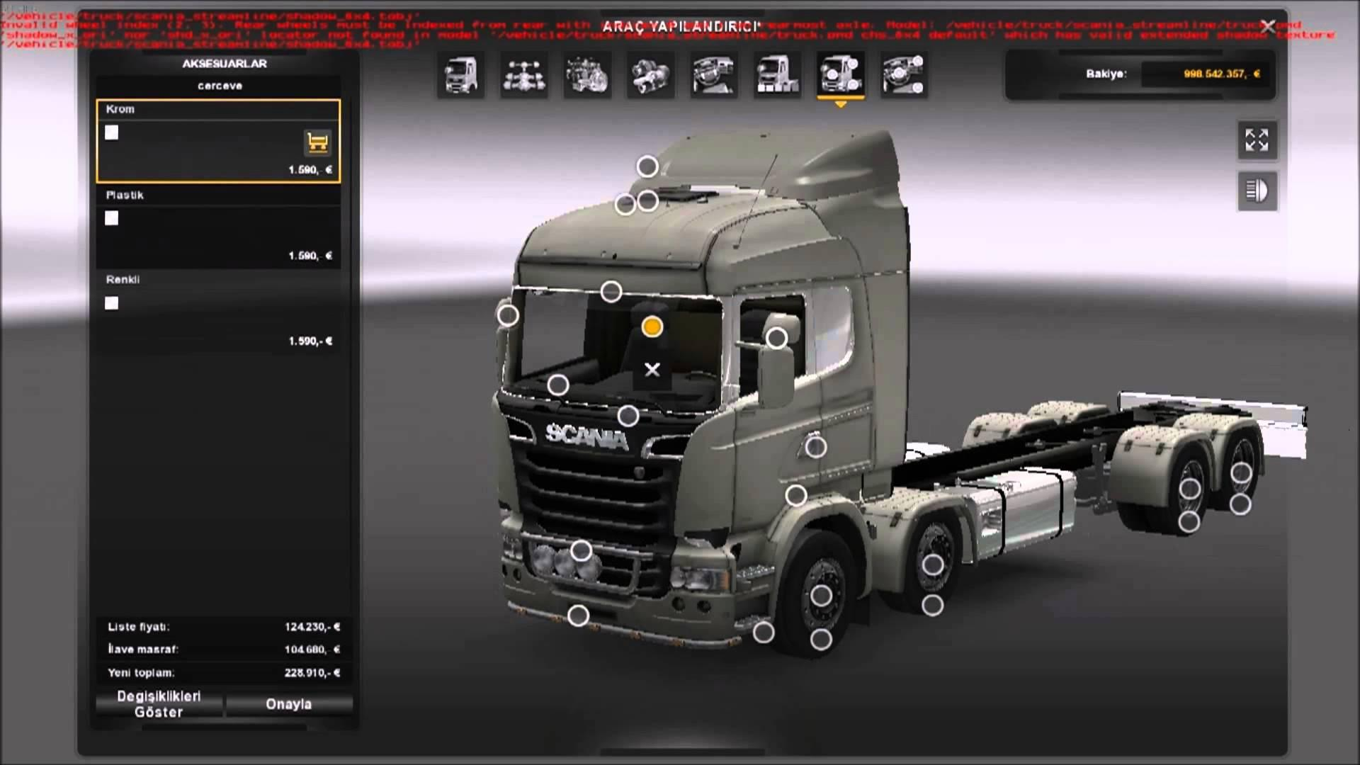 How to install ats mods mod for american truck simulator ats - Scania Streamline Addonable Parts V1 Mod Euro Truck