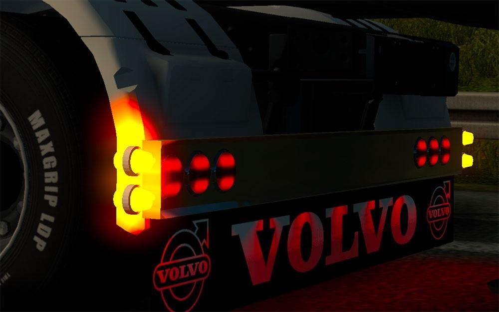 VOLVO FH16 EDITED BY VALANTIS Z. Mod -Euro Truck Simulator ...