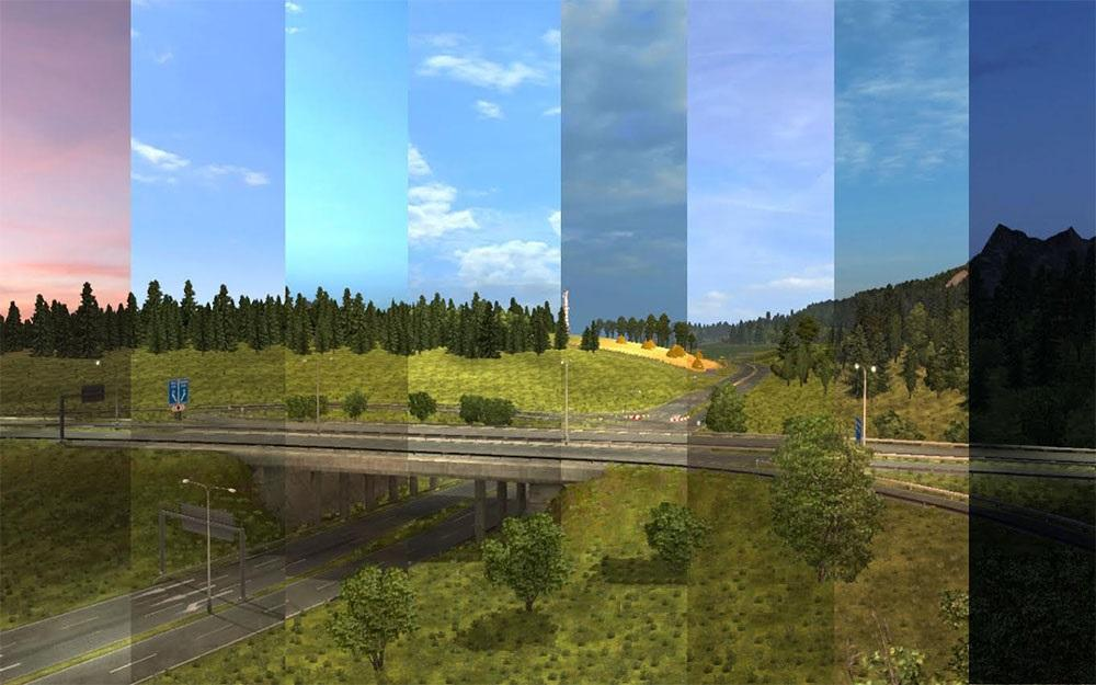 Ets2 weather