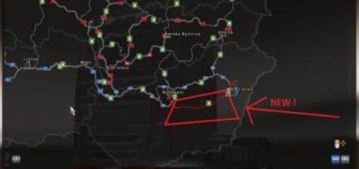 ARGENTINA MAP V For ETS Euro Truck Simulator Mods - Argentina map ets2