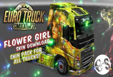 Girl Power | ETS2 mods | Euro truck simulator 2 mods