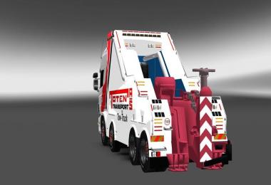 TOTEN TRANSPORT RECOVERY TRUCK ETS 2 -Euro Truck Simulator 2 Mods