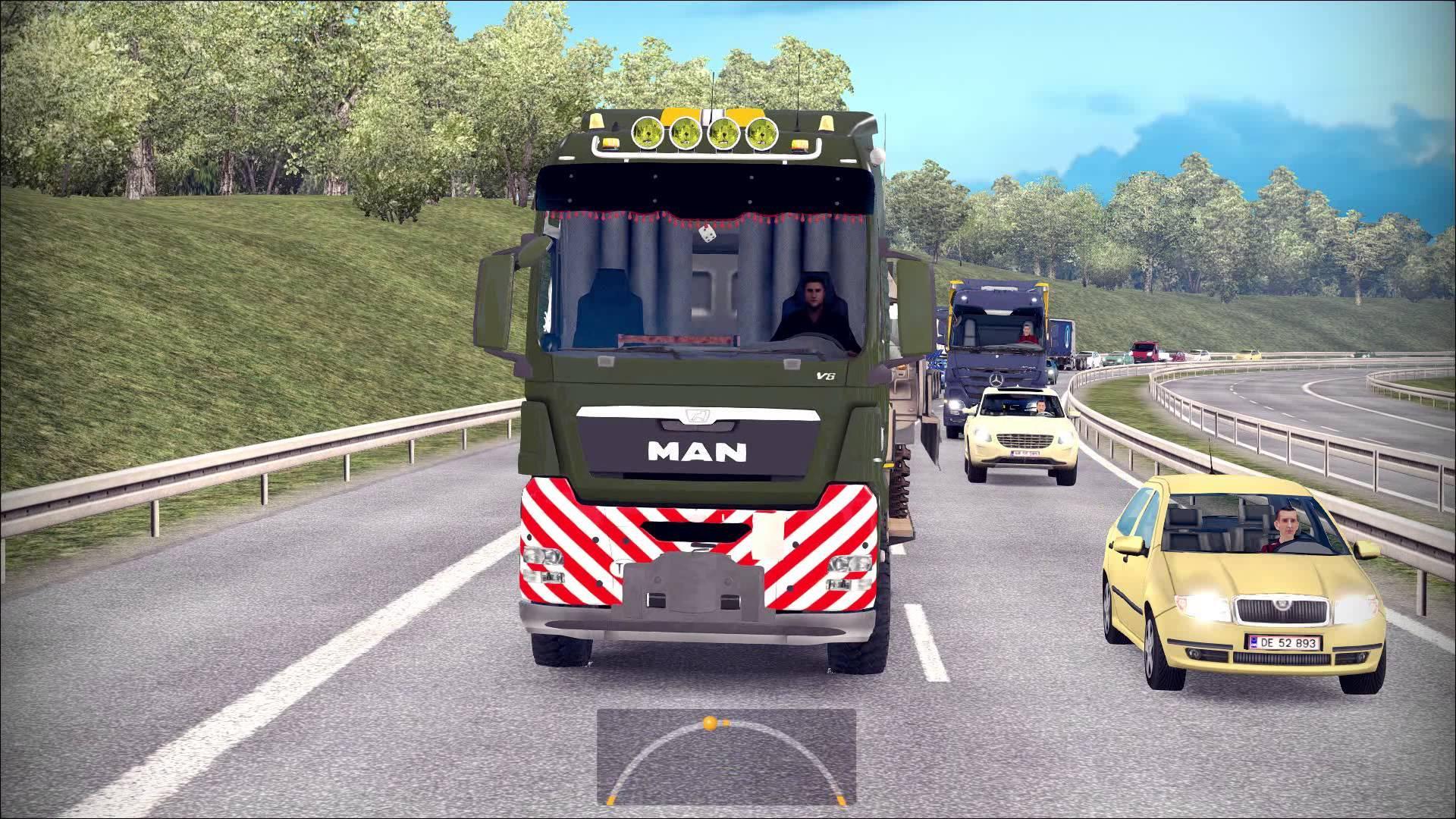 Scania Bus Horn