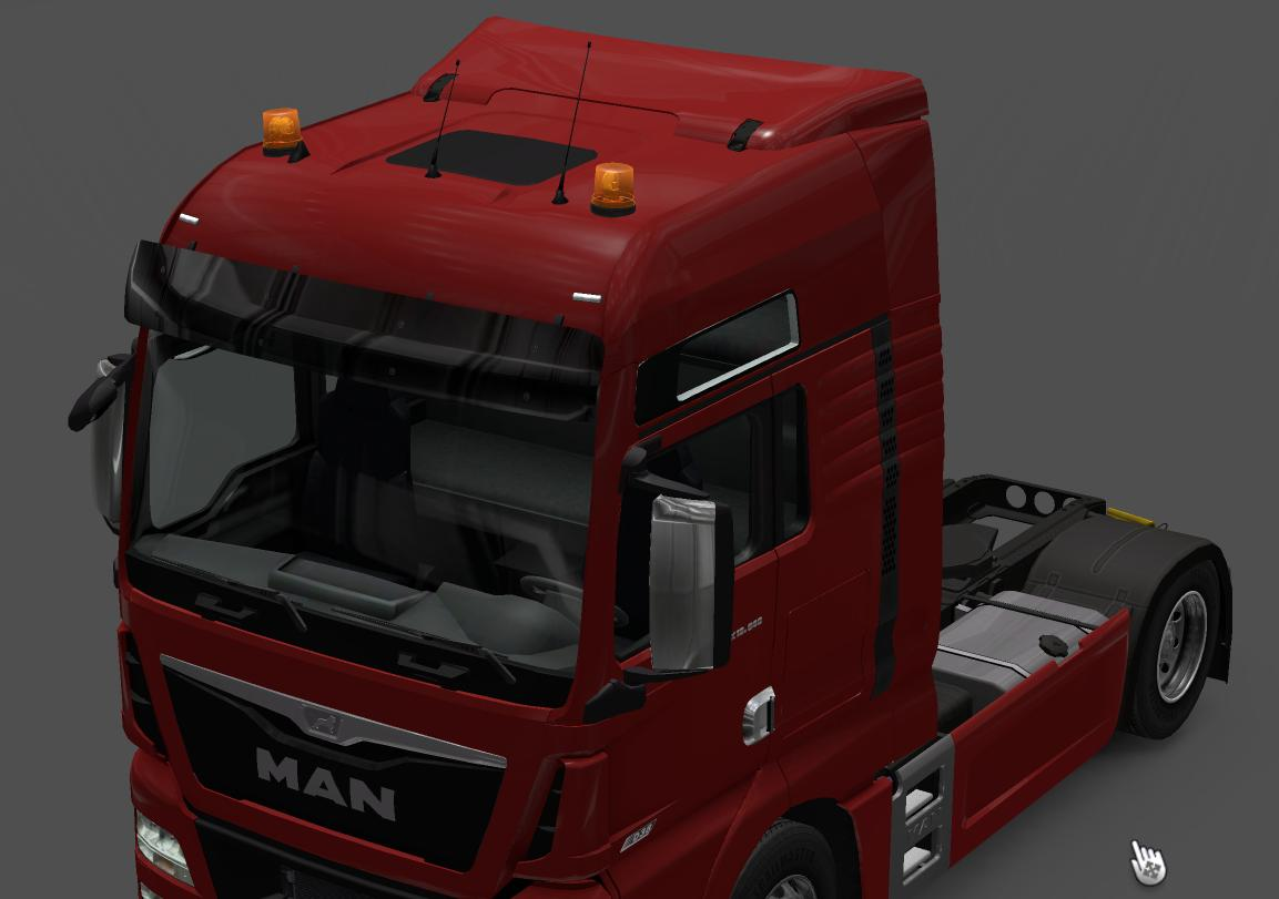 How to install ats mods mod for american truck simulator ats - Beacon Pack By Cobrablue6 Ets2 Euro Truck Simulator 2 Mods