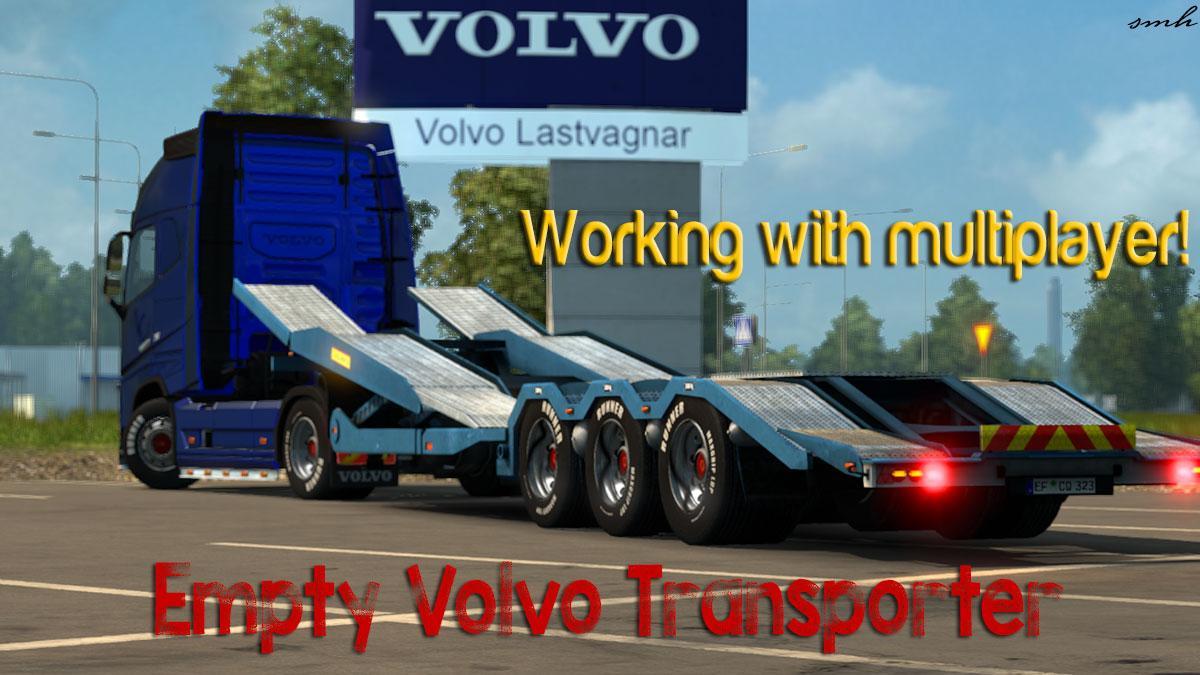 Моды для Euro Truck Simulator 2 Mp