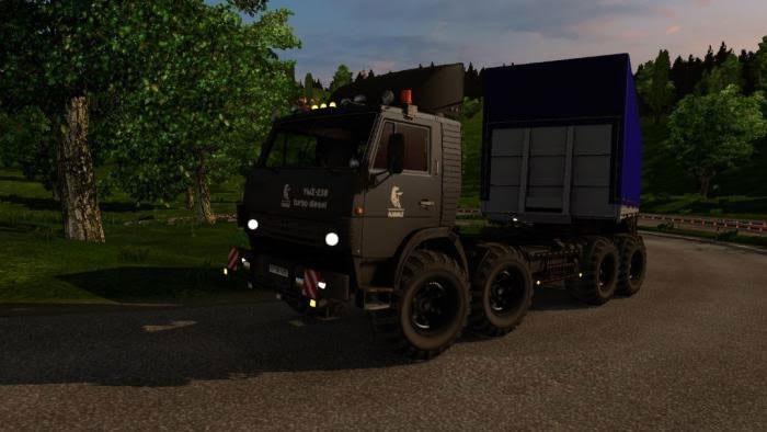 new off road wheels mod  euro truck simulator 2 mods