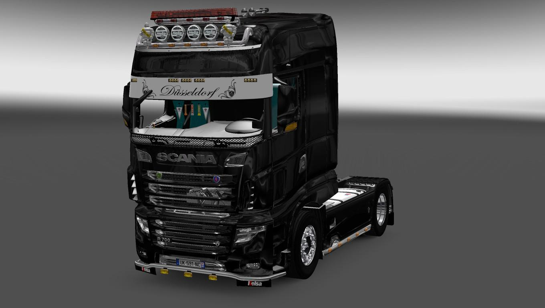 Scania R700 V3 1 21 Truck Euro Truck Simulator 2 Mods