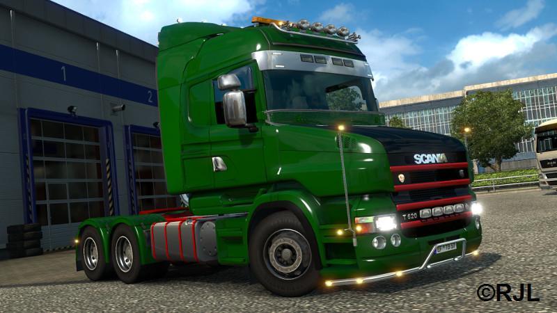 Euro truck sim 2 mods