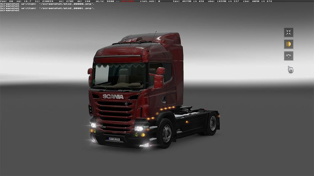 Tuning For Scania Rs By Rjl V3 0 Ets 2 Euro Truck