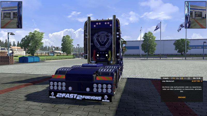 Accessory Pack V Final Ets 2 Euro Truck Simulator 2 Mods