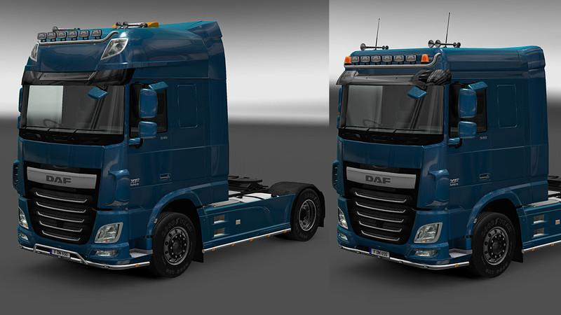 Additional Customization Parts V6 1 Ets2 Euro Truck