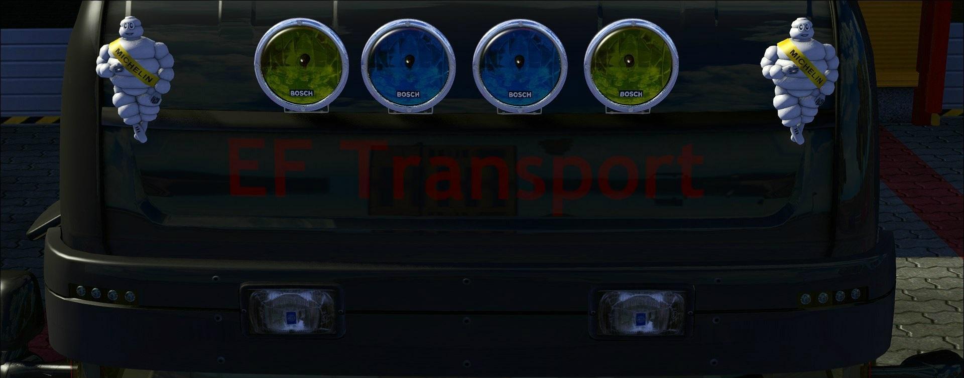 Bosch Lights 1 13 3 Mod Euro Truck Simulator 2 Mods