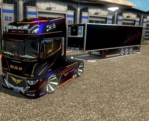 скачать игру Euro Truck Simulator 2017 через торрент на русском - фото 10