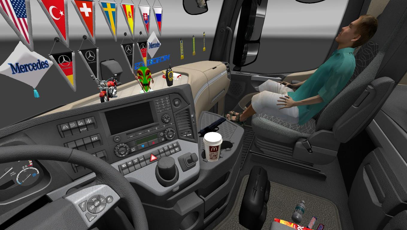 euro truck simulator 2 how to add accessories