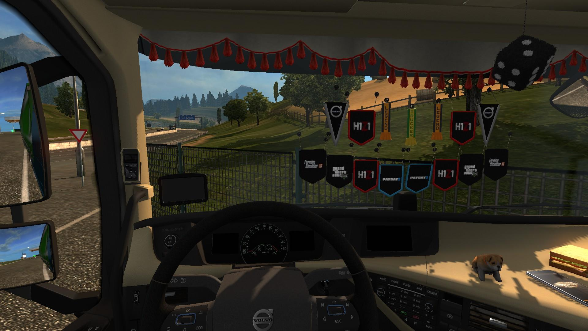 Game Logos For Cabin Accessories Dlc 1 21 X Ets2 Euro