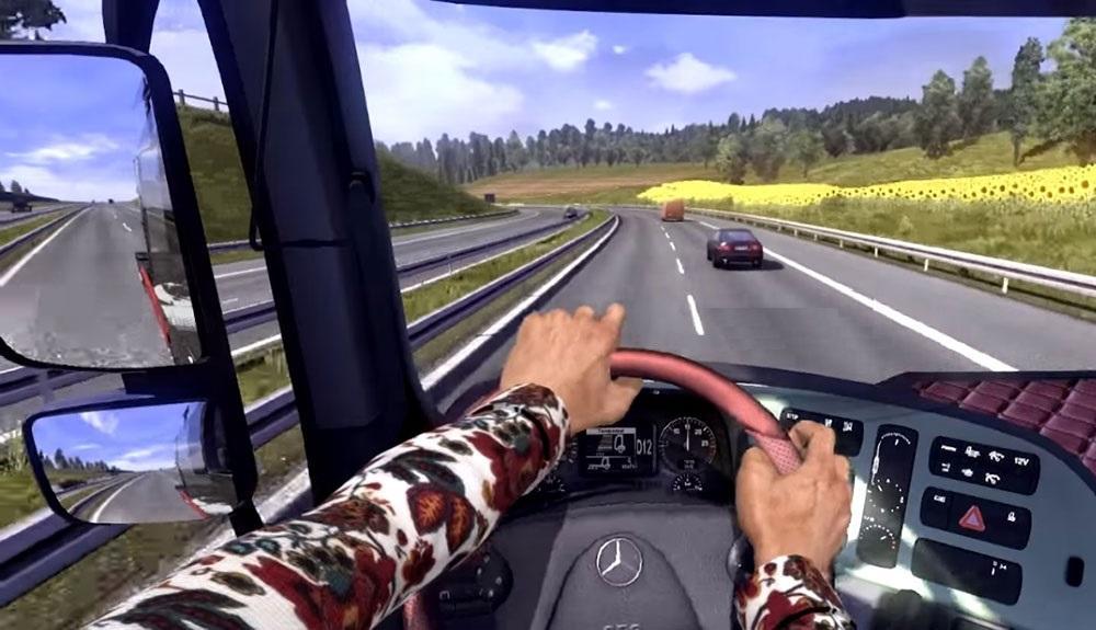 Скачать Мод Для Euro Truck - фото 9