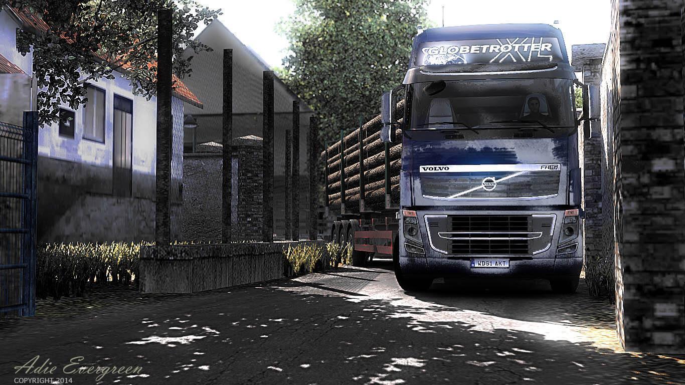Wallpaper Truck Volvo >> ICRF MAP SUKABUMI BY ADIEVERGREEN1976 ETS 2 -Euro Truck Simulator 2 Mods