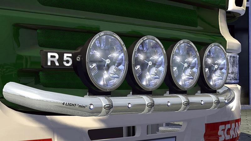 Lightfix Mini Scania Edition Ets2 Euro Truck Simulator