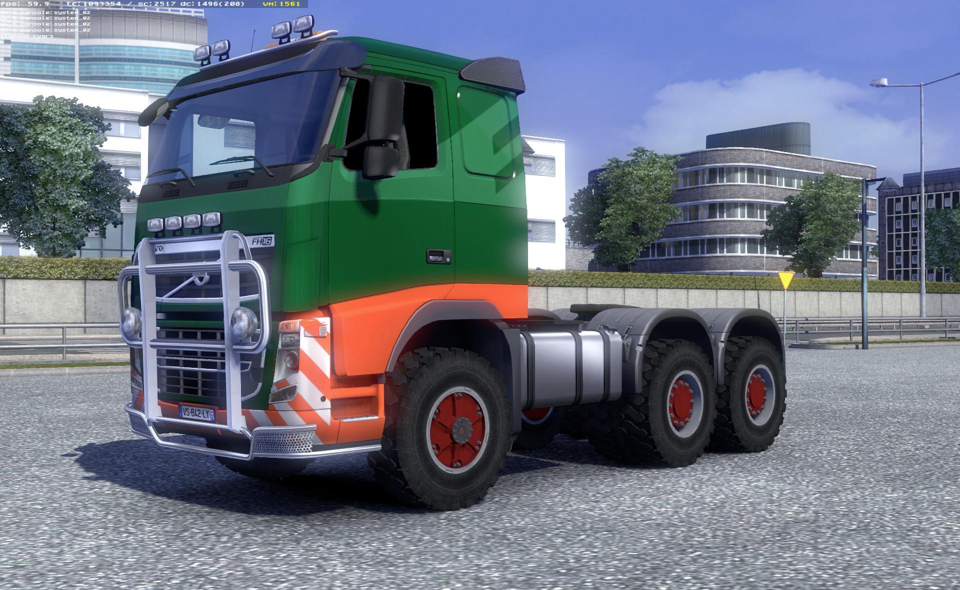 off road wheels ets2  euro truck simulator 2 mods