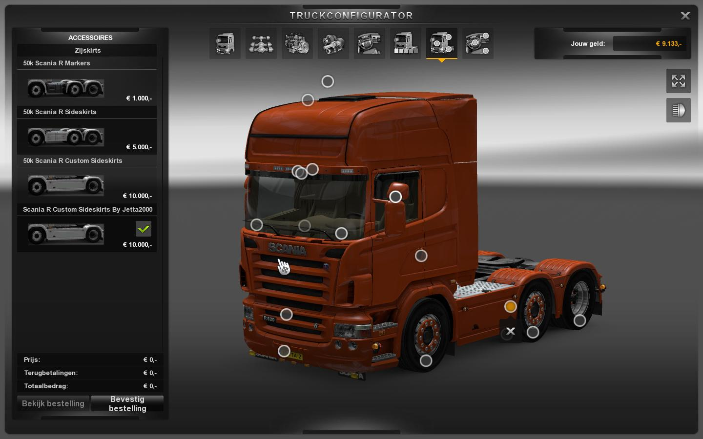 R2008 New Addons 1 9 24 1s For Ets 2 Euro Truck Simulator