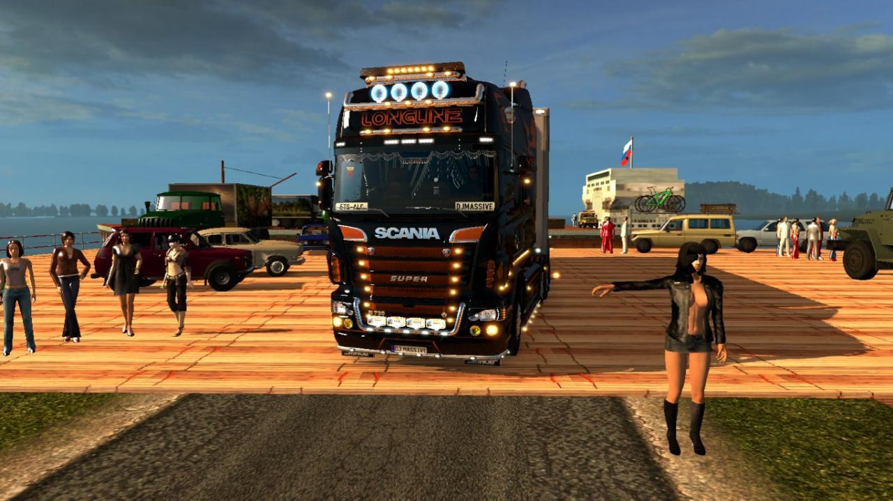 How to use mods euro truck simulator 2