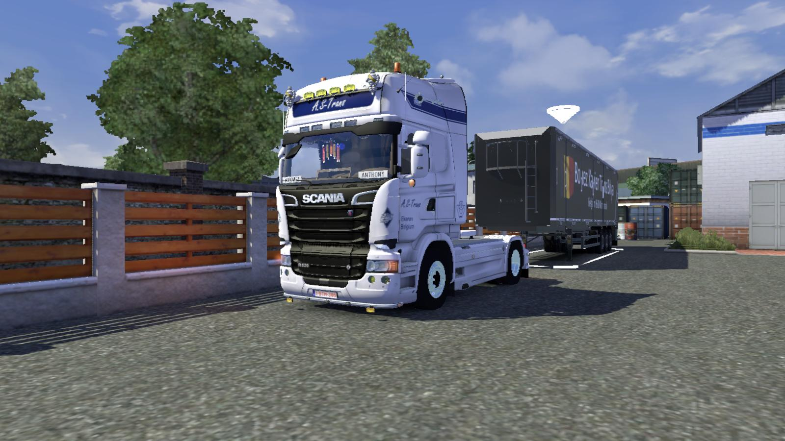 scania mega store v1 2 for ets 2 euro truck simulator 2 mods. Black Bedroom Furniture Sets. Home Design Ideas