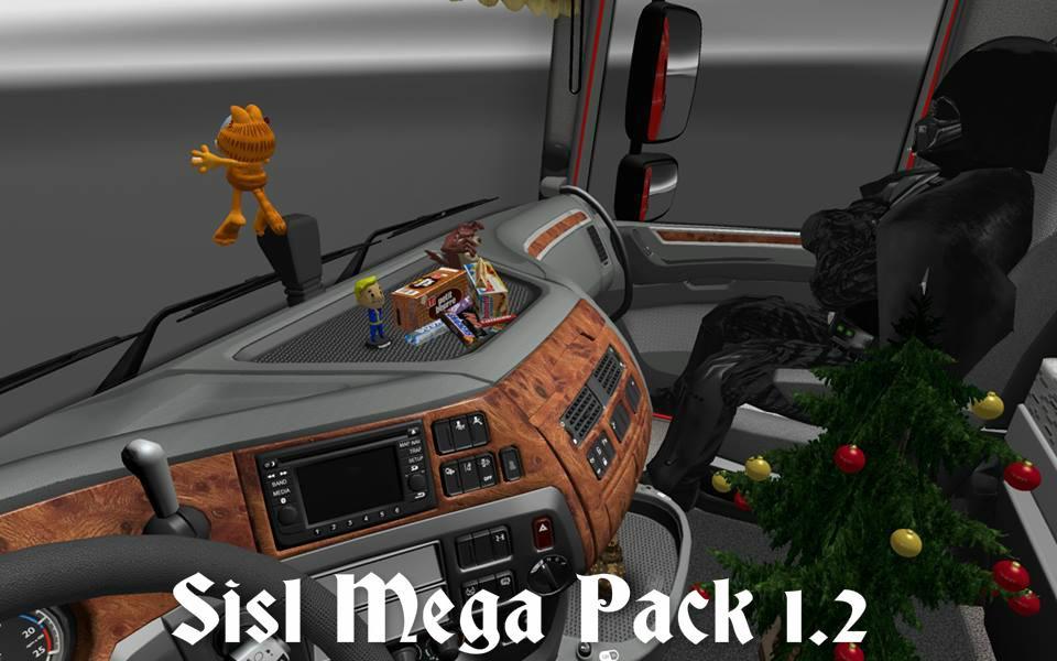 Mini Trophy Truck >> SISL'S MEGA ACCESSORY PACK FEAT STAR WARS V1.2 ETS2 -Euro ...