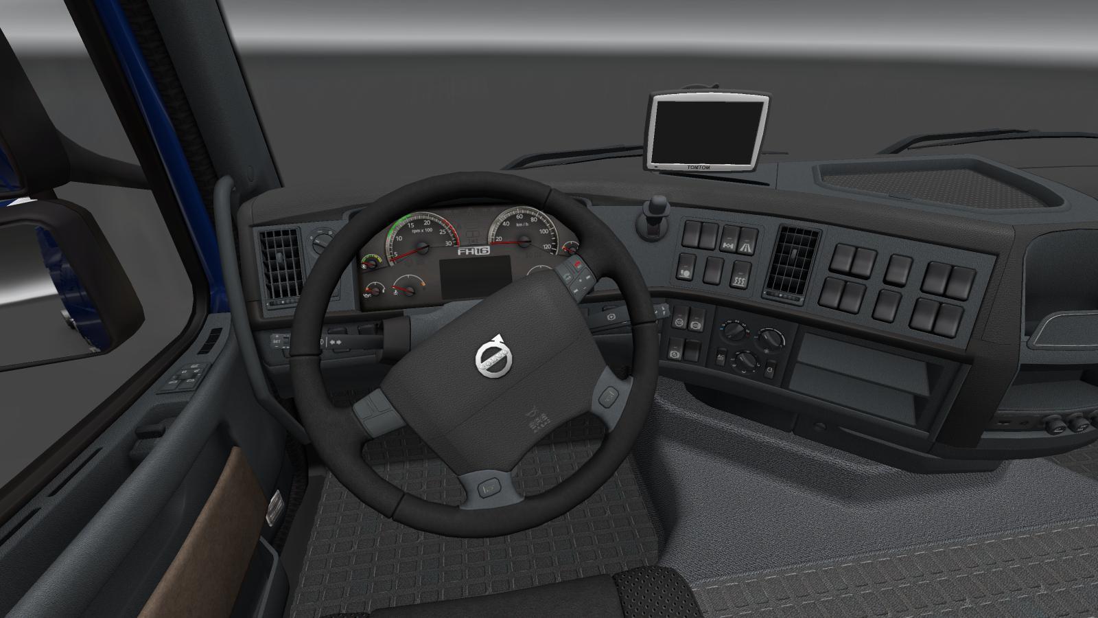 Tomtom Navigation For All Trucks Gps 1 0 Mod Euro Truck